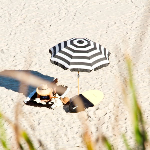 바질뱅스 Basil Bangs Beach Umbrella - Chaplin