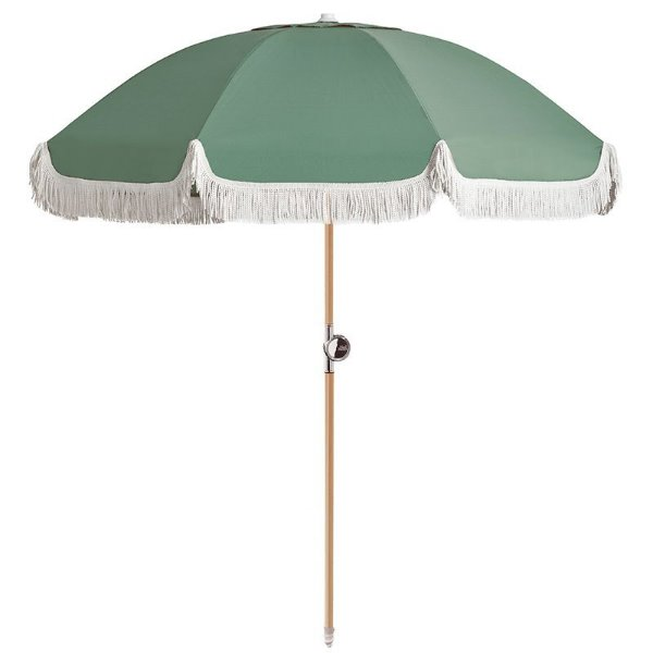 바질뱅스 Basil Bangs Beach Umbrella - Sage