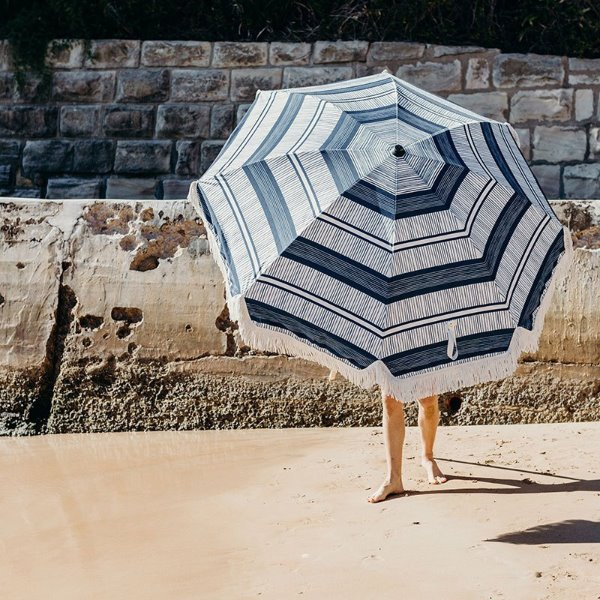 바질뱅스 Basil Bangs Beach Umbrella - Atlantic