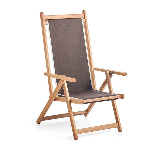 Monte Deck Chair - Dun