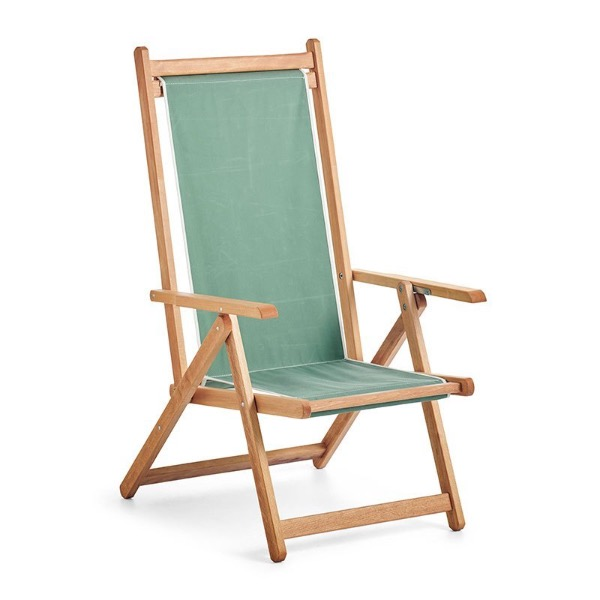 Monte Deck Chair - Sage