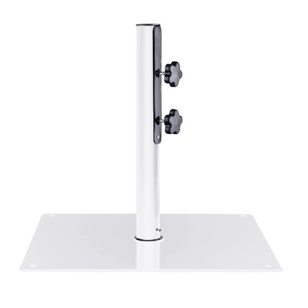 바질뱅스 Basil Bangs Umbrella Base 14kg - White